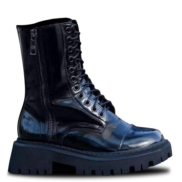 Фото Balenciaga Tractor Boots Patent