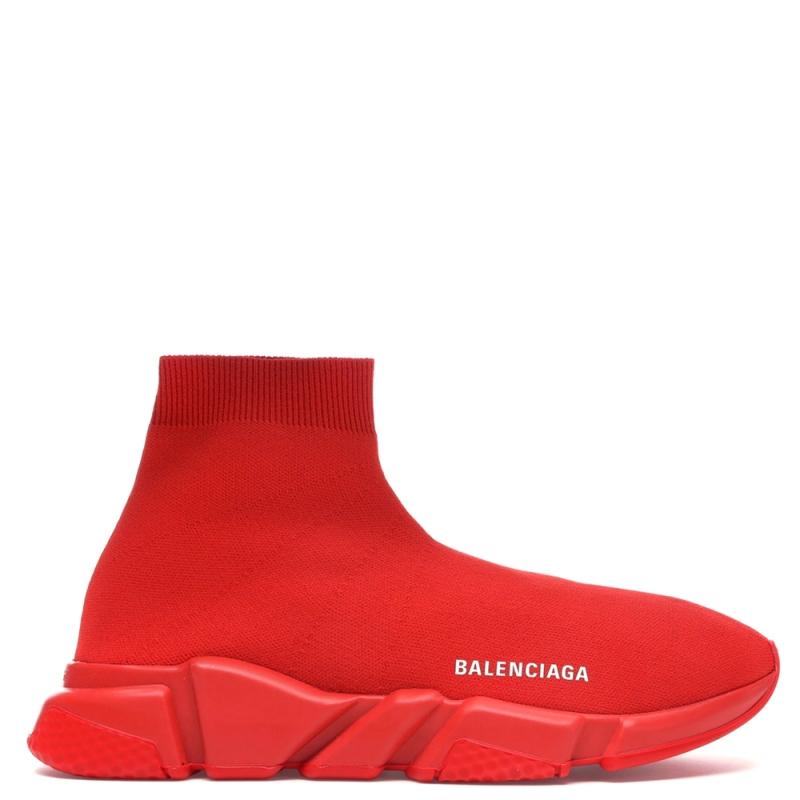 Фото Balenciaga Speed Trainer Full Red
