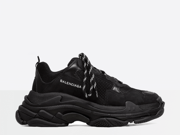 Balenciaga Triple S Full Black