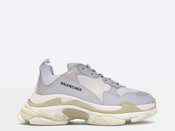 Balenciaga Triple S White/Gray