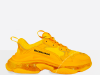 Balenciaga Triple S Clear Sole Yellow